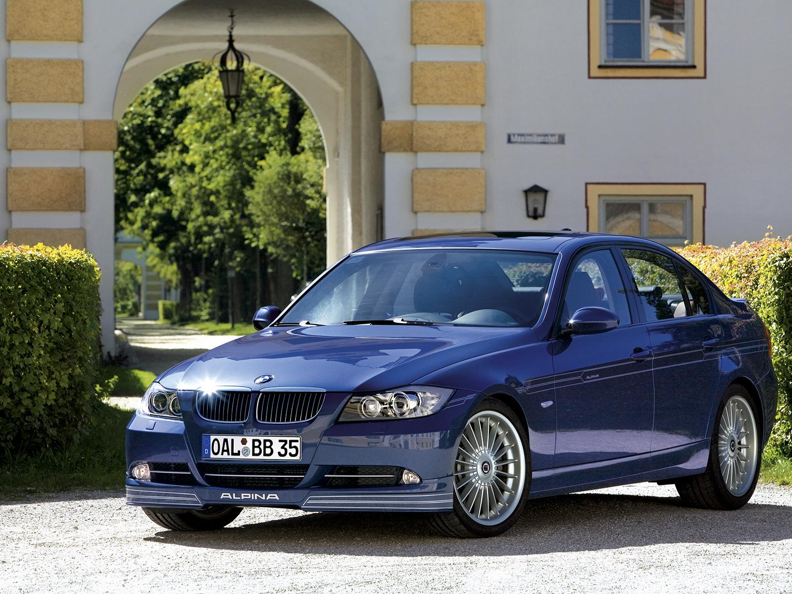 BMWアルピナB3ビターボは中古車価格と維持費は?故障は多い?