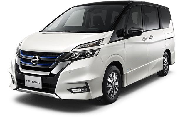 日産 新型セレナ e-power!最新情報、8人乗り設定は?