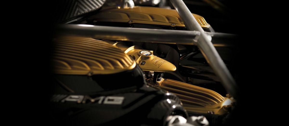 パガーニゾンダやウアイラのエンジンはAMG製?画像、動画有