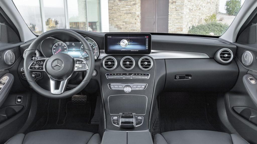 2019 mercedes benz c300 interior 1 1 1024x576
