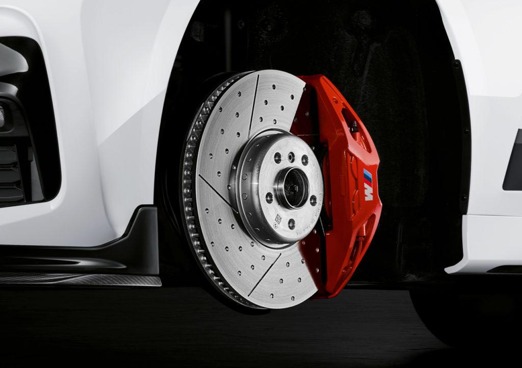 BMW次期新型3シリーズG20のMパフォーマンスパーツ