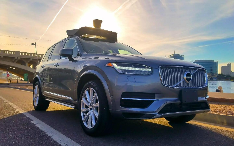 Uberの自動運転車(ボルボXC90)が歩行者と事故、責任は?