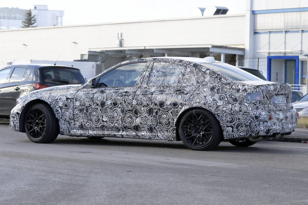 新型BMW M3(G80)