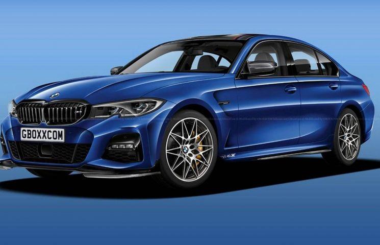 新型BMW M3 G80