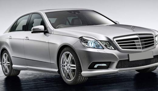 ベンツEクラスW212前期型の中古車価格や燃費や故障頻度は?