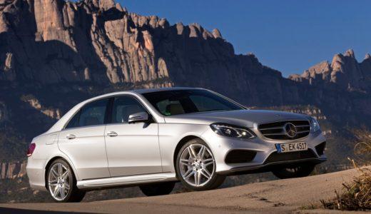 ベンツEクラスW212後期型の中古車価格や燃費や故障頻度は?