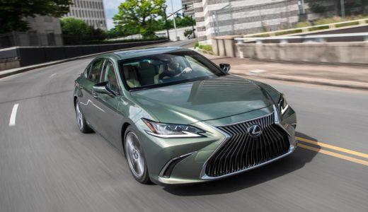 新型レクサスES300hの日本発売と納車はいつ?2018年10月?