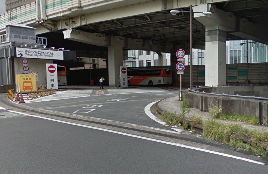 箱崎 出口