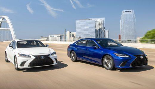 """新型""""レクサスES""""の価格は?GSとの違いは値段ではなく駆動方式?"""