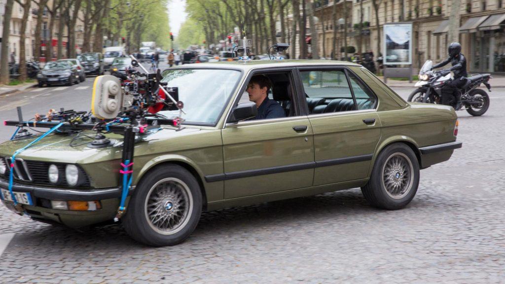 ミッションインポッシブル BMW