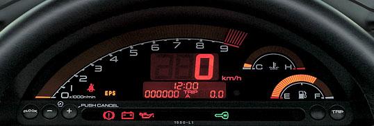 S2000 メーター