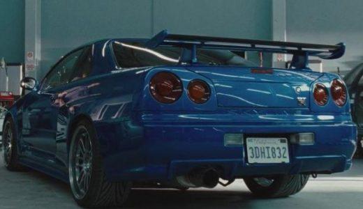 小宮有紗(黒澤ダイヤ役)が乗りたい車は青いGT-R(BNR34)!どんな車?