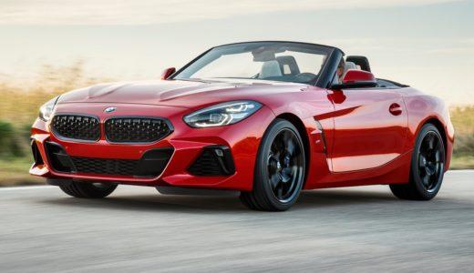 新型BMW Z4(G29)の内装は安っぽく後部座席はスープラより狭い?