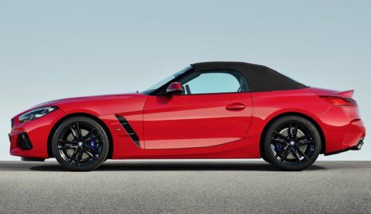 新型BMW Z4(G29)にハードトップはなくソフトトップでがっかり?