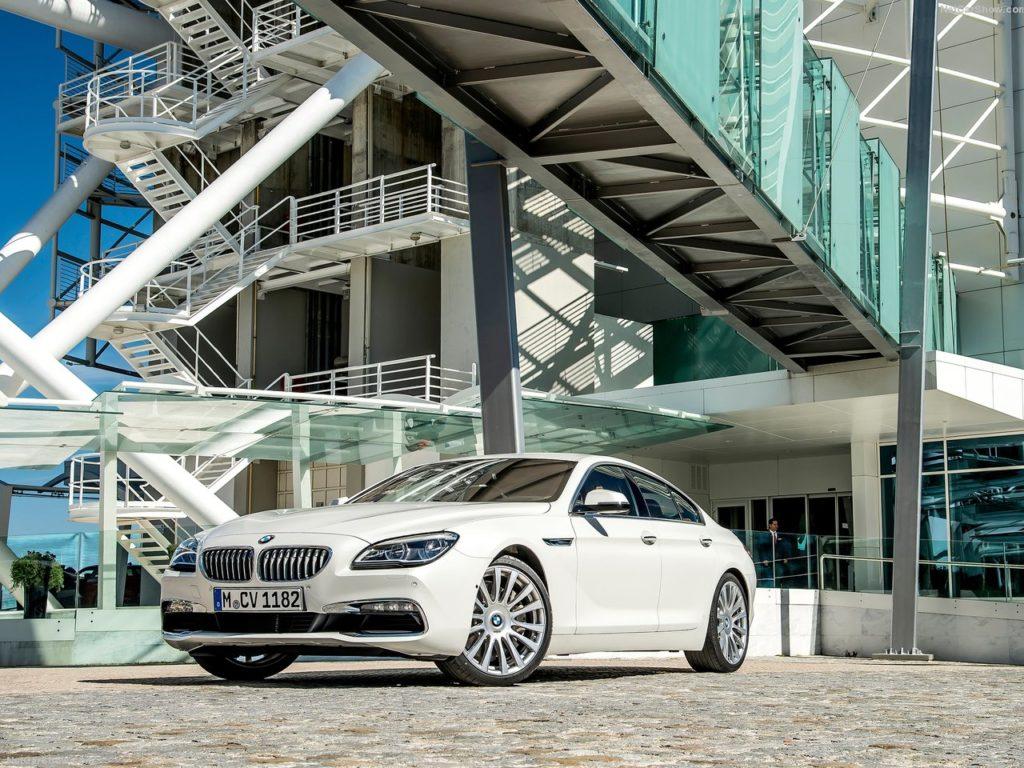 BMW6シリーズグランクーペ