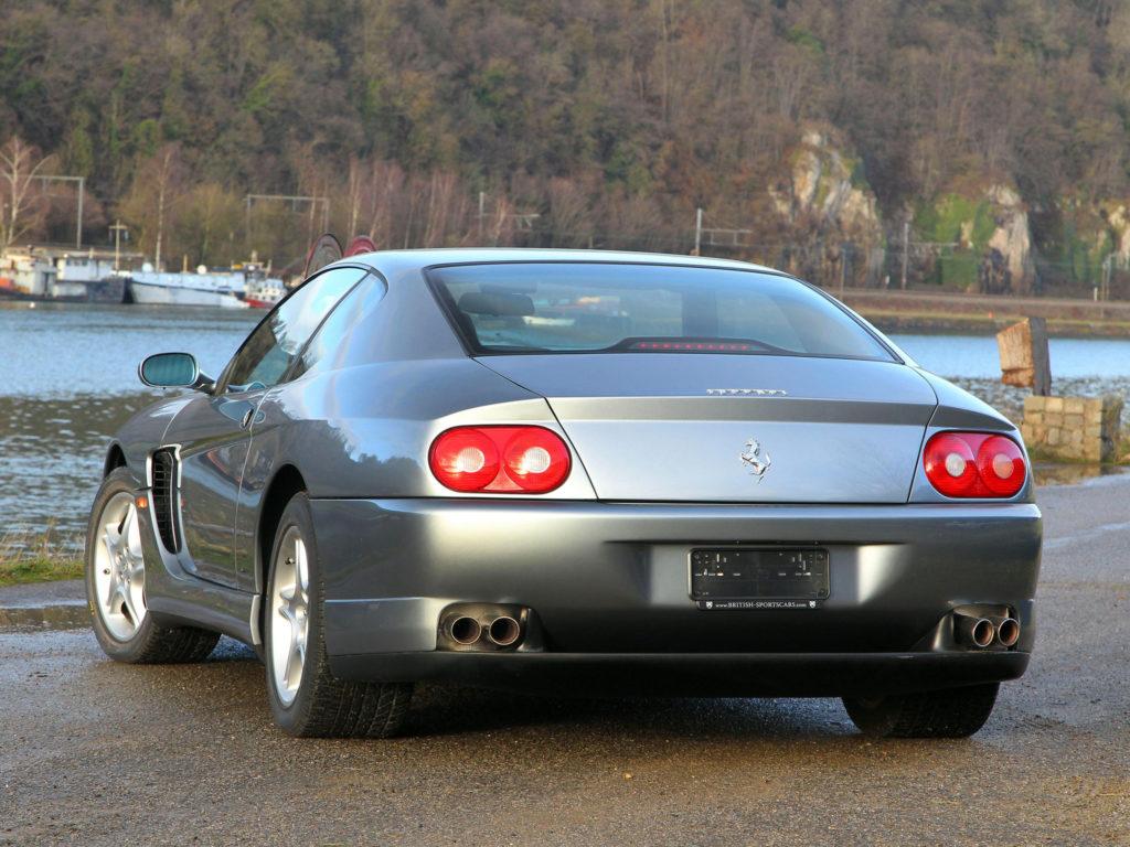 フェラーリ456M