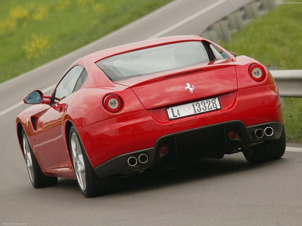 フェラーリ599フィオラノ