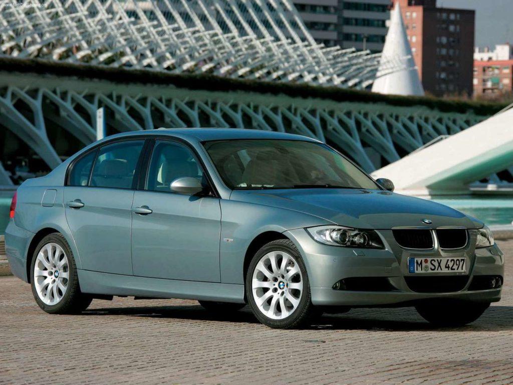 BMW3シリーズE90