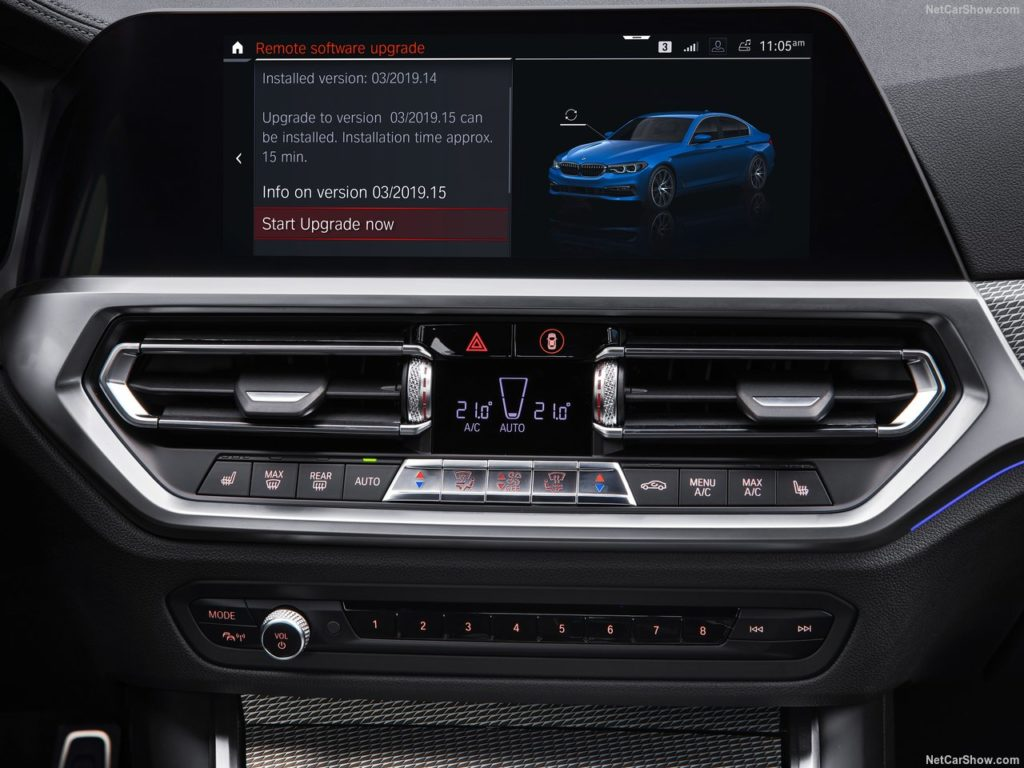 新型BMW3シリーズG20