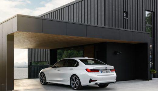 新型BMW3シリーズG20のボディや荷室サイズは?F30と比較すると大型化!