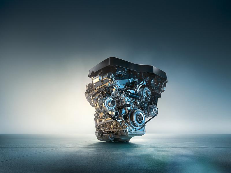 BMW新型3シリーズG20のエンジン