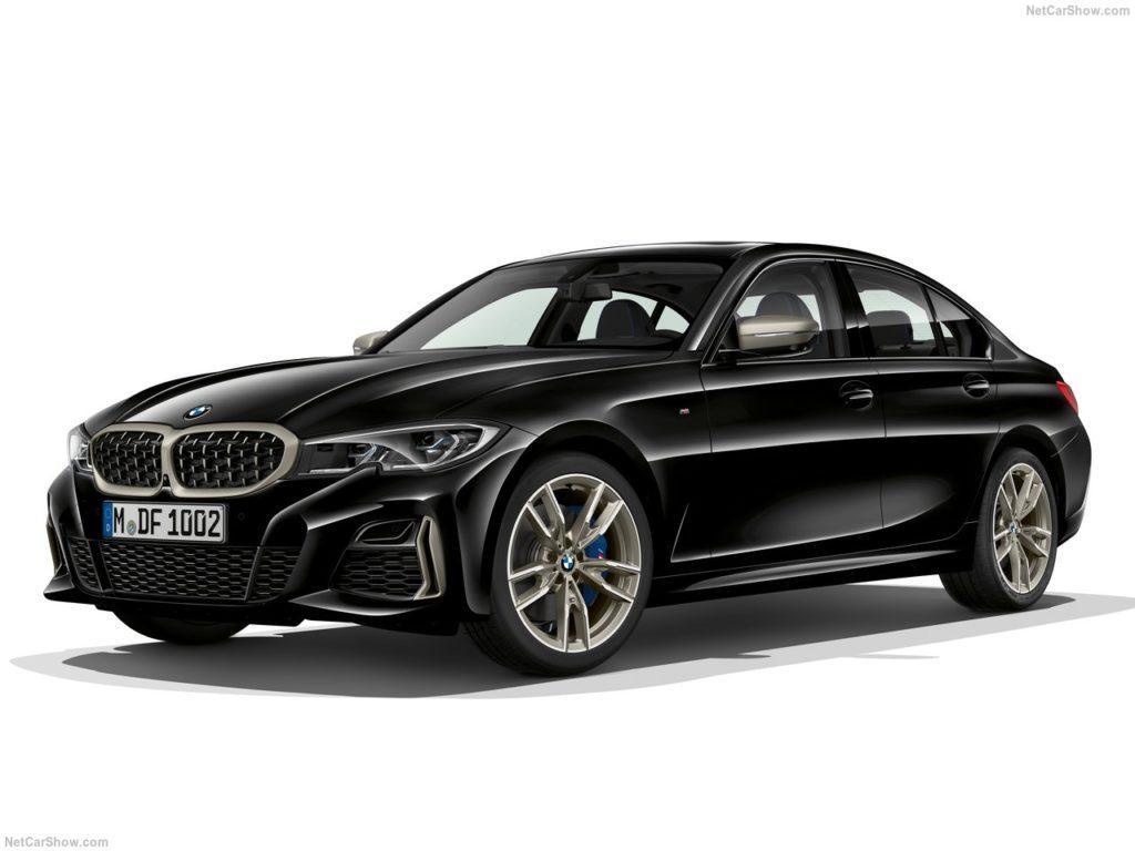 新型BMW3シリーズG20 M340i