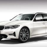 新型BMW3シリーズツーリングワゴンG21のレンダリング画像