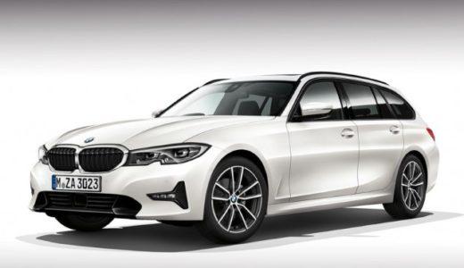 新型BMW3シリーズツーリングワゴンG21の日本発売は2019年10月か!?