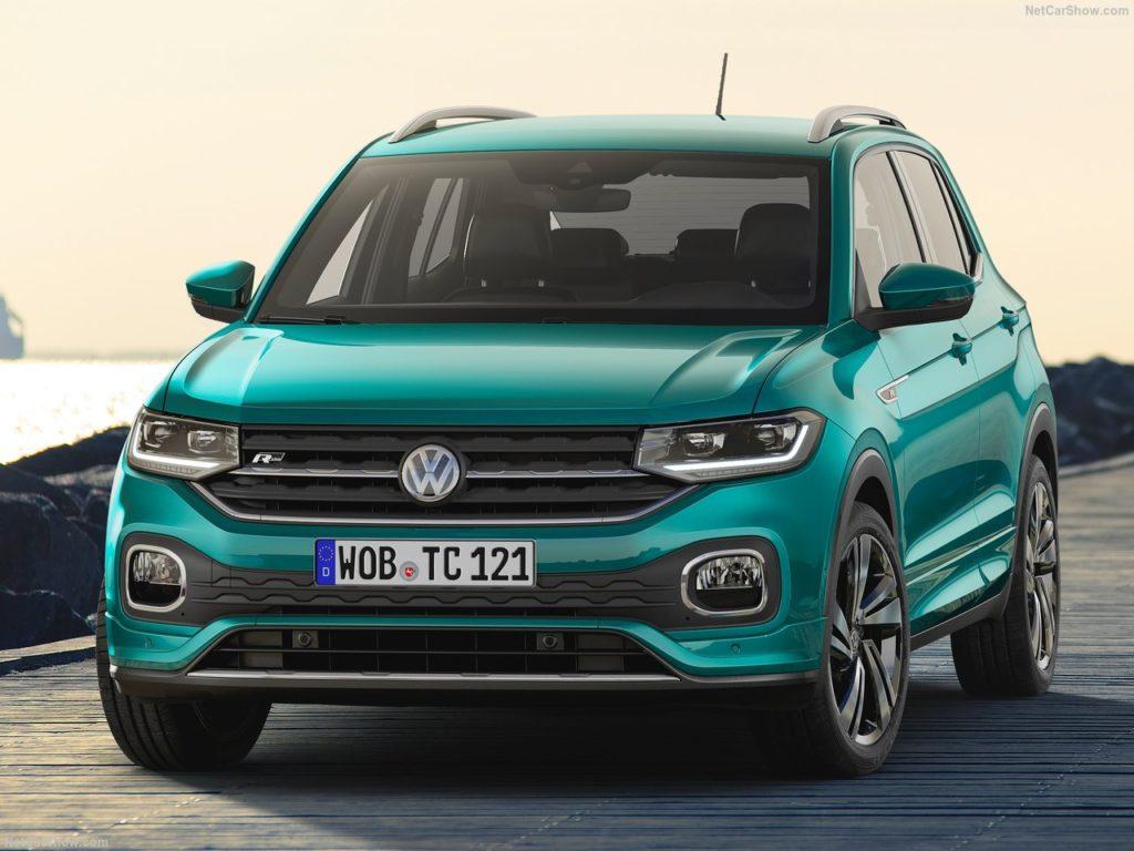 VW新型T-Cross(Tクロス)