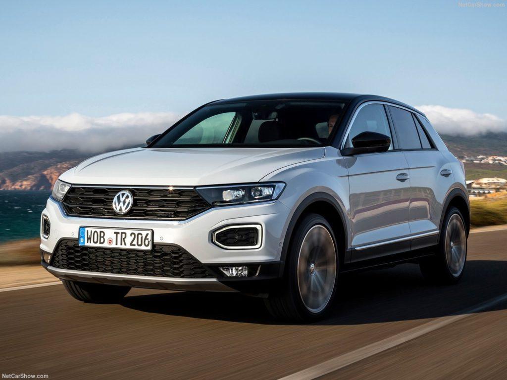 VW新型T-Roc(Tロック)