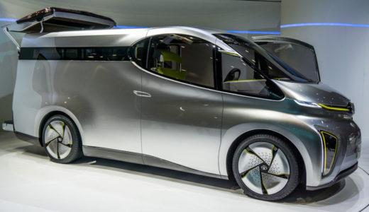 新型次期ハイエース300系へのモデルチェンジ後デザインはダサいって本当?