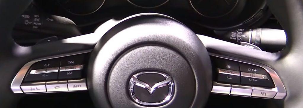 Mazda3の内装
