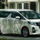 吉澤ひとみの愛車の車種は白い30系アルファード!グレードは何?