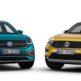 VW新型T-CrossとT-Rocの違いを比較!デザインを始め内装やサイズで差がつくか?
