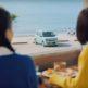 ダイハツ トコット2019のCMのロケ地・撮影場所は千葉の海沿いカフェ?